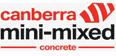 Canberra Mini-Mixed Concrete