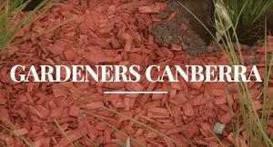 Gardeners Canberra