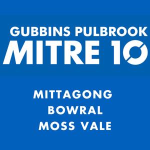Gubbins Pulbrook Mitre 10