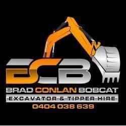 Brad Conlan Bobcat, Excavator & Tipper Hire