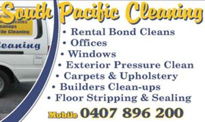 South Pacific Cleaning