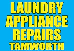 Laundry Appliance Repairs