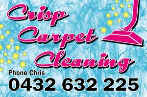 Crisp Carpet Cleaning