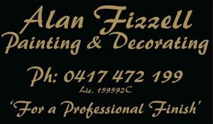 Alan Fizzell Painting & Decorating
