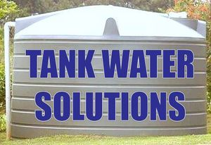 Tank Water Solutions