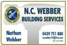 N C Webber Building Services