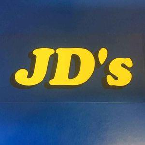 JD's Kebabs Chicken Pizza