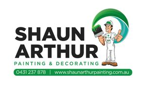 Shaun Arthur Painting Bendigo