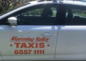 Manning Valley Taxis