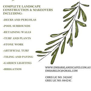 Embark Landscape Design & Construction