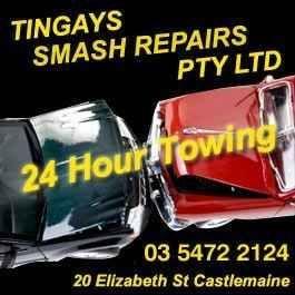 Tingay Smash Repairs