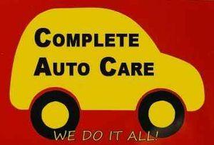Complete Auto Care
