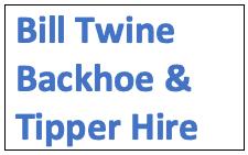 Bill Twine Backhoe & Tipper Hire Pty Ltd