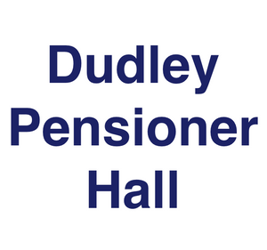 Dudley Pensioner Hall