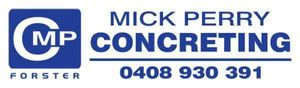 Mick Perry Concreting