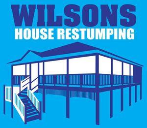 Wilsons House Restumping