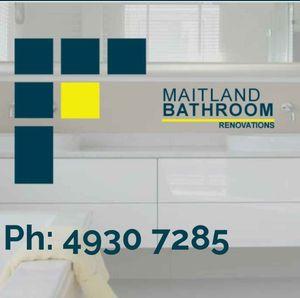 Maitland Bathroom Renovation