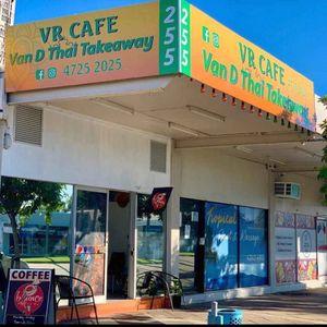 VR Cafe & Van D Thai Takeaway