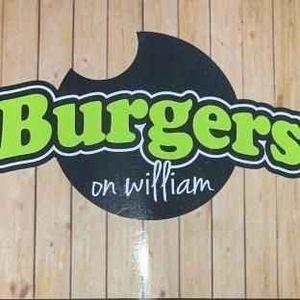 Burgers on William