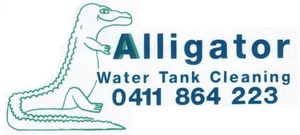 Alligator Water Tank Cleaning