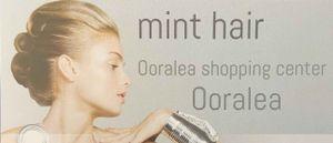 Mint Escape For Hair