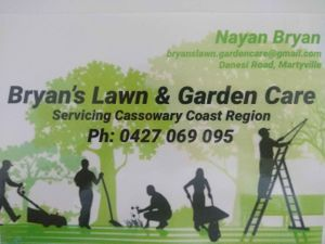 Bryans Lawn and Garden Care