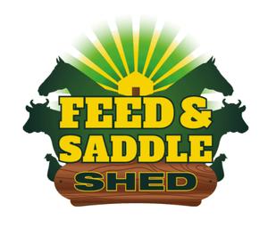 Feed & Saddle Shed