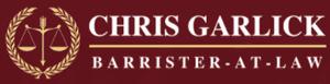 Christopher Garlick Barrister