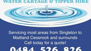 Branxton-Greta Water Cartage