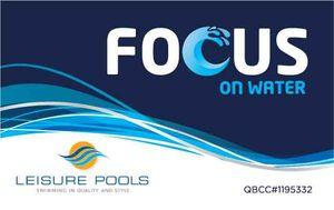 Focus On Water