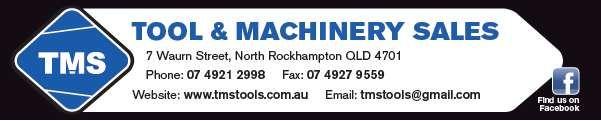 Tool & Machinery Sales