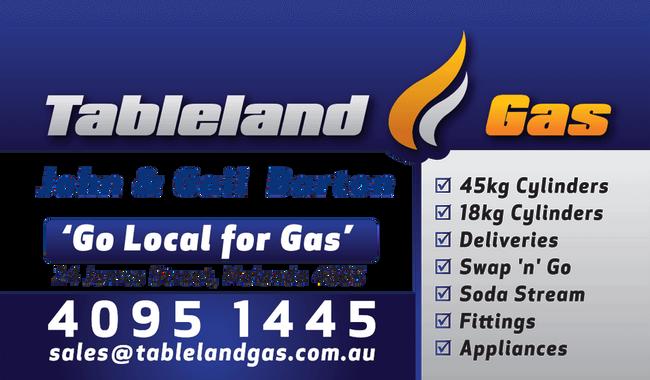 Tableland Gas
